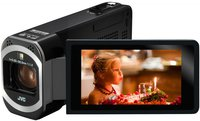 GZ-V515 BEU HD-Camcorder (10-Fach Opt. Zoom, 7,6 cm (3 Zoll) LCD-Display, SDHC/SDXC-Kartenslot, Mini-HDMI, USB 2.0)