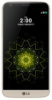 LG G5 Smartphone (5,3 Zoll (13,5 cm) Touch-Screen, 32GB interner Speicher, Android 6.0) Gold