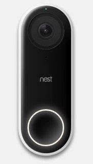 Nest Hello - Videotürklingel - Schwarz