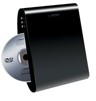 DWM-100USB DVD-Player (HDMI, USB, Wandmontage)