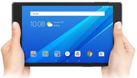 Tab4 8 20,3 cm (8,0 Zoll HD IPS Touch) Tablet-PC (Qualcomm Snapdragon MSM8917, 2GB RAM, 16GB eMCP, LTE, Android 7.1.1) schwarz