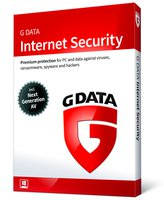 G DATA Internet Security (2019) / Antivirus Software / Virenschutz für 3 Windows-PC / 1 Jahr / Trust in German Sicherheit