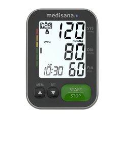 BU 570 connect Oberarmblutdruckmessgerät, Arrhythmie-Anzeige, Bluetooth, WHO-Ampel-Farbskala für präzise Blutdruckmessung und Pulsmessung mit