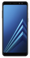 Galaxy A8 - Enterprise Edition - Smartphone (14.2cm (5.6 Zoll) 32GB interner Speicher, 4GB RAM, Android, Black) Deutsche Version