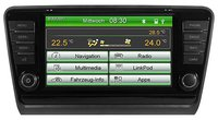 Vision Naviceiver und Mobile-Entertainment System »VNS830-SK-OC3«...