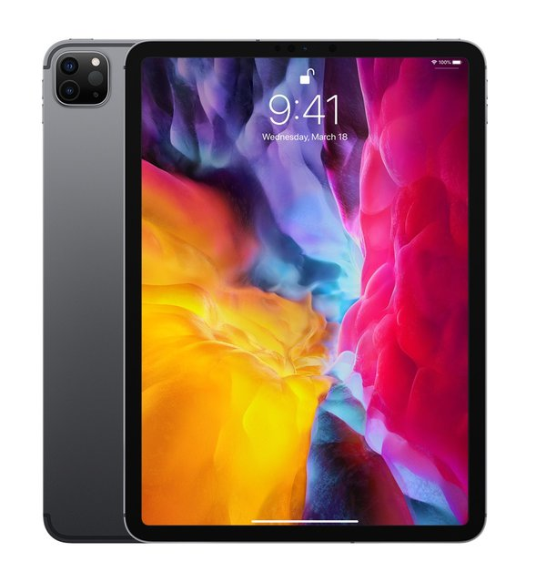 "iPad Pro (11"", 2. Generation, Wi-Fi, 512 GB) - Space Grau (2020)"