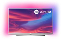 Ambilight 55PUS7354/12 Fernseher 139 cm (55 Zoll) Smart TV (4K UHD, P5 Engine, Dolby Vision, Dolby Atmos, Android TV, Google Assistant, Alexa