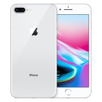 iPhone 8 Plus iPhone 128 GB 5.5 Zoll (14 cm) Single-SIM iOS 13 12 Mio. Pixel Silber
