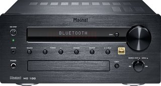 MC 100, Stereo DAB+/FM/CD Receiver