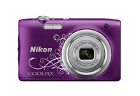 Coolpix A100 Kamera violett ornament