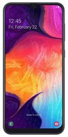 Galaxy A50 Smartphone (15,76 cm / 6,2 Zoll, 128 GB, 25 MP Kamera)