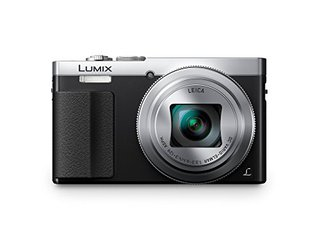 DMC-TZ71EG-S Lumix Kompaktkamera (12,1 Megapixel, 30-fach opt. Zoom, 7,6 cm (3 Zoll) LCD-Display, Full HD, WiFi, USB 2.0) silber