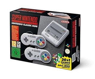 Classic Mini: Super Nintendo Entertainment System