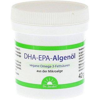 Dr. Jacob's DHA-EPA-Algen