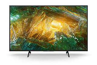 KD-49XH8096 Bravia 123 cm (49 Zoll) Fernseher (Android TV, LED, 4K Ultra HD (UHD), High Dynamic Range (HDR), Smart TV, Sprachfernbedienung, 2020