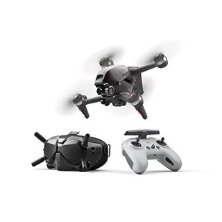 FPV Combo - First-Person View Drohne Flycam Quadrocopter UAV, OcuSync 3.0 HD-Übertragung, 4K-Video, Superweites 150 ° FOV, Beeindruckendes